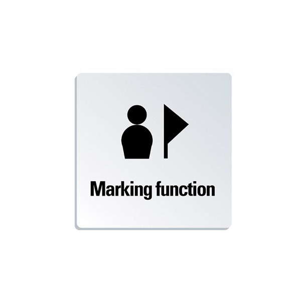 Marking function